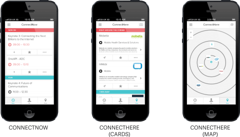 genieconnect Template - ConnectNow&Here